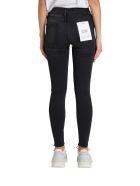 Frame Le High Skinny Jeans - Nero