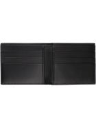 Dolce & Gabbana Leather Flap-over Wallet - black