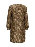 Momonì Silk Dress - Beige