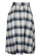 Golden Goose Adele Skirt - Check Infinity