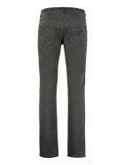 Prada Stretch Denim Trousers - grey
