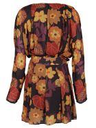 Dodo Bar Or Dress - Nero/arancio