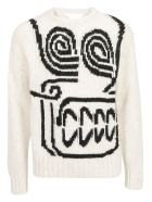 Moncler Sweater - Beige