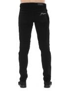 Balmain Logo Signature Jeans - Black