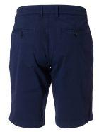 Fay Slim-fit Shorts - Blu