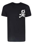 Philipp Plein Short Sleeve T-Shirt - Black/white