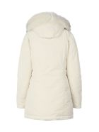 Woolrich Luxury Arctic Parka Fox - White Stone