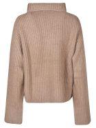Sofie d'Hoore Ribbed Knit Jumper - Brown