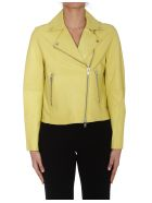S.W.O.R.D 6.6.44 Leather Jacket - Yellow