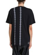Moncler Genius T-shirt By Fragment - Nero