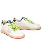 Golden Goose Ball Star Low-top Sneakers - White