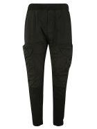 C.P. Company Elasticated Waist Trackpants - Black