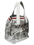 Ermanno Scervino Knitted Tote - Gray