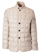 Fay Buttoned Padded Jacket