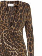 Alexandre Vauthier Mini Dress - Leopard