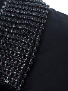 Haider Ackermann Byron Shirt Neck Swarovsky Hand Embroidery - Nero
