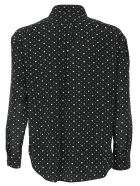 Saint Laurent Shirt - Noir craie