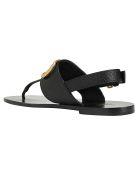 Valentino Garavani Thong Shoes - Nero