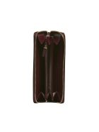 MICHAEL Michael Kors Jet-set Travel Zip-around Wallet - Bordeaux