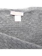 Coccinelle Grey Lurex Scarf - Grey