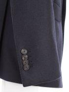 Tagliatore Jacket W/pockets - Blue