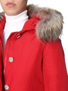 Woolrich Arctic Down Jacket - ROSSO