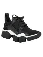 Givenchy Jaw Low Sneakers - Black white