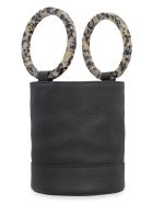Simon Miller S804 Bonsai Leather Bucket-bag - black
