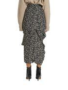 Isabel Marant Candelia Skirt - Nero