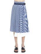 Sacai Skirt - Multicolor