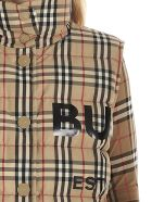 Burberry 'sterling' Vest - Multicolor