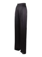 Max Mara 'eremi' Acetate Trousers - Black