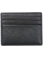 Michael Kors Harrison Credit Card Holder - Black