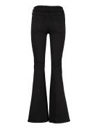 Mother The Doozy Flared Jeans - black