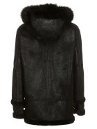 Bully Sheepskin Coat - Nero