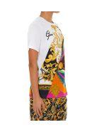 Versace Mixed Motif T-shirt - Multicolor