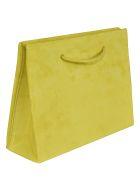 Medea Mini Shopper Bag - Giallo