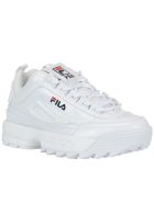 Fila Disruptor Low Sneakers - White