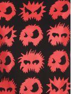 McQ Alexander McQueen Monster T-shirt - BLACK/RED