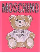 Moschino Iphone Xr Phone Case - Fuchsia