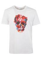 Alexander McQueen Printed T-shirt - White/mix