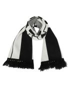 Burberry Scarf - White