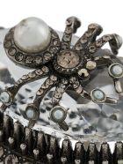 Alexander McQueen Spider Ring - ARGENTO