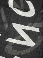 Givenchy Huge Logo Scarf - Nero