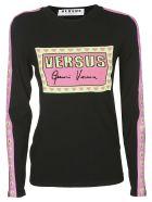 Versus Versace Logo Sweater - Black
