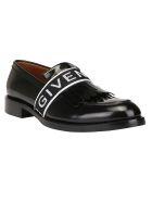 Givenchy Cruz Penny Loafers - Black