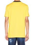 Dolce & Gabbana 'money Pig' T-shirt - Giallo