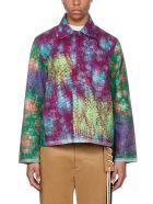 Craig Green Floral Worker Jacket - Multicolor