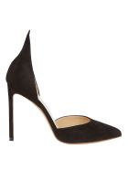 Francesco Russo Vintage Pumps - Black