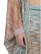 Missoni Knitted Multicolor Cardigan - Multicolor